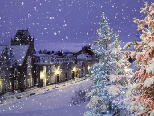 Những thành phố tuyết đẹp tựa miền cổ tích - 4