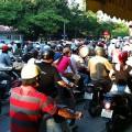 Tham gia giao thông tại Hà Nội. (Ảnh: wiki)
