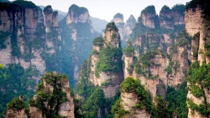 10 địa danh đẹp không tưởng tồn tại trên Trái đất - 13