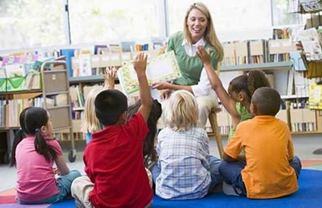 Ở Phần Lan giáo viên mầm non hay tiểu học cũng phải có bằng thạc sỹ. Ảnh internet