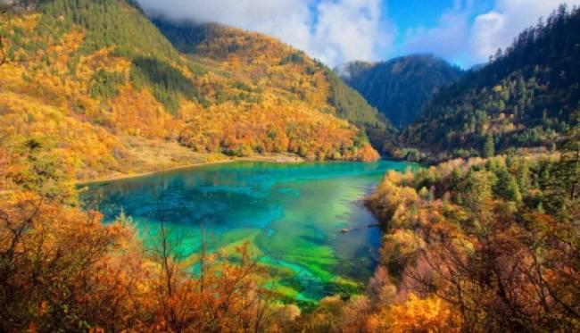Khu bảo tồn thiên nhiên Cửu Trại Câu - Di sản thiên nhiên của Trung Quốc
