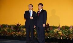 Cuộc gặp giữa lãnh đạo Trung Quốc Đại Lục và Đài Loan ngày 7/11 là tín hiệu mới trong hoạt động ngoại giao của ông Tập Cận Bình. (Ảnh: Internet)