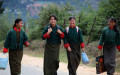 Bhutan - quốc gia hạnh phúc nhất thế giới với tiêu chuẩn đạo đức cao, người dân luôn vui vẻ mỉm cười