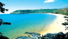 Hãy để bãi biển Việt Nam mãi đẹp thế này.  Ảnh internet