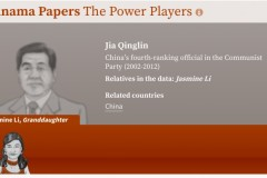 Con rể ông Giả Khánh Lâm là Lý Bác Đàm, cháu ngoại là Lý Tố Đan thành lập nhiều công ty ở nước ngoài. Riêng cô con gái Giả Tường thì lấy tên khác là Lâm Thanh để hoạt động kinh doanh tại Hồng Kông.