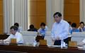 Các đại biểu lo lắng về hậu quả mà Formosa gây ra cho môi trường tại cuộc họp Ủy ban Thường vụ Quốc hội vào ngày 11-7 Ảnh: Thế Dũng - nld.com.vn
