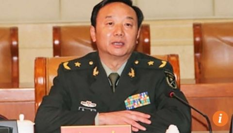 Thiếu tướng Trần Kiệt của Quân đội giải phóng nhân dân Trung Quốc đã uống thuốc ngủ tự tử ở ký túc xá trung đoàn Thâm Quyến
