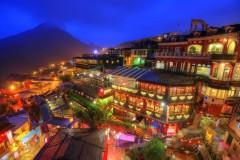 Jiu Fen là một thành phố cổ mang đến nhiều điều thú vị nhất cho du khách