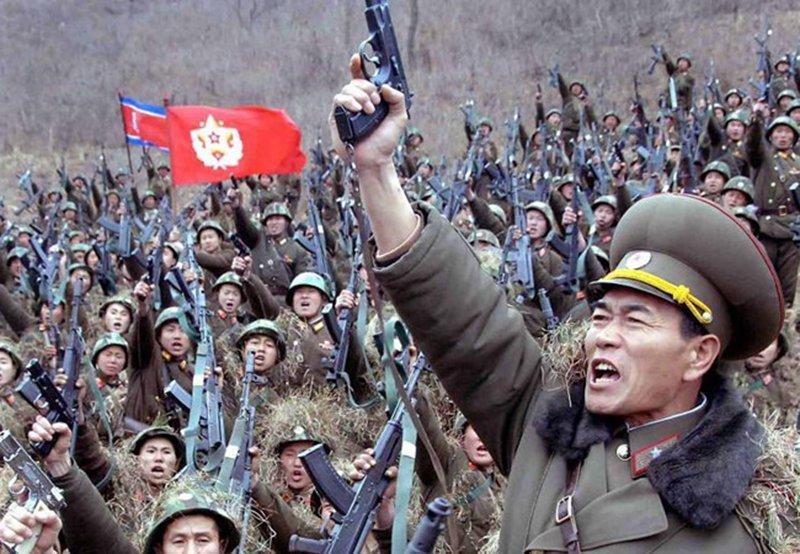 Triều                                                          Tiên là quốc                                                          gia chuẩn mực                                                          về quân sự,                                                          không có bạn                                                          bè nhưng có vô                                                          số kẻ thù
