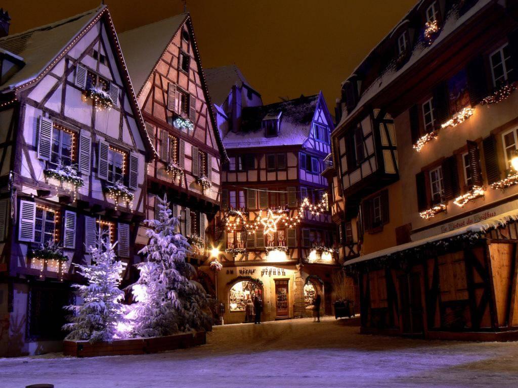 Colmar là nơi bạn có thể đến bất cứ thời điểm nào trong năm và rồi bạn sẽ có cảm giác không biết mình đang sống ở đời thực hay những trang cổ tích thần tiên. Ảnh: Philippe Haumesser