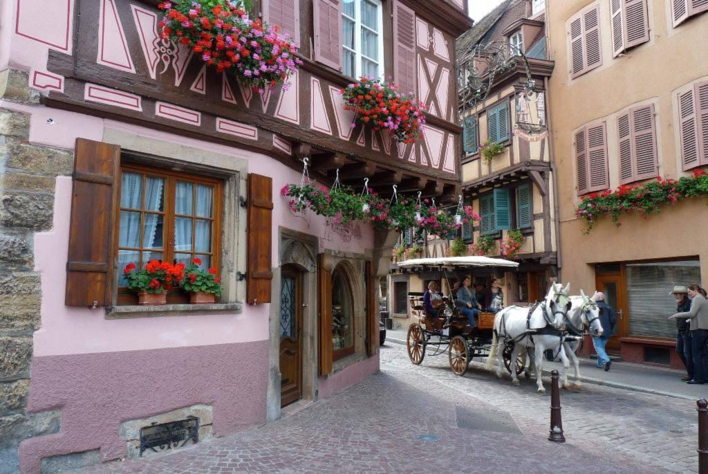 Nổi tiếng là vùng đất yên bình và thơ mộng, thị trấn Colmar đã trở thành một trong những điểm du lịch hấp dẫn nhất nước Pháp, với những khu phố cổ mang nhiều nét kiến trúc độc đáo được gìn giữ gần như nguyên vẹn. Ảnh: John Kuster