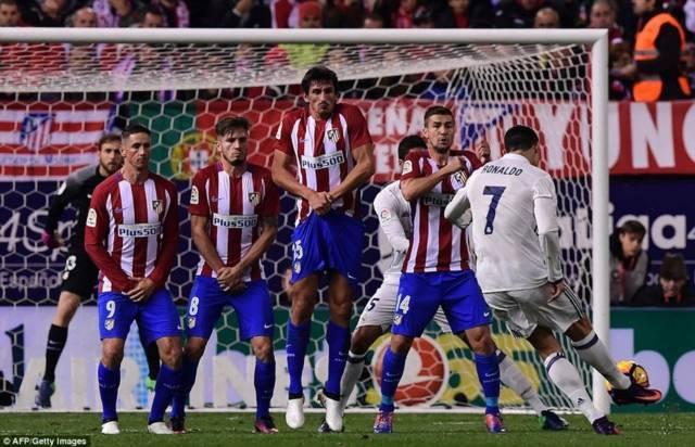 Real Madrid và Atletico có quá nhiều duyên nợ trong 4 năm gần đây tại CHampions League