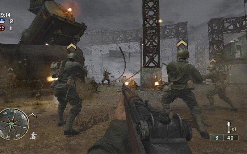 Game thủ hay chơi các trò chơi điện tử như bắn súng có ít chất xám hơn bình thường. (Ảnh: The Telegraph)