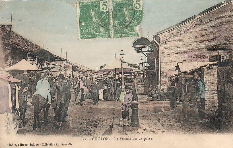 Chợ Lớn xưa