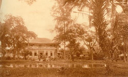 Khách sạn Bạc Liêu xưa kia