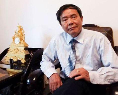 Ông Nguyễn Quốc Khanh. Ảnh tansinh.net