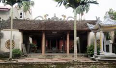 nhà thờ họ Ngô Vọng Nguyệt
