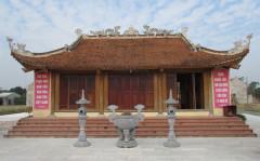 Đền thò Lý Nam Đế