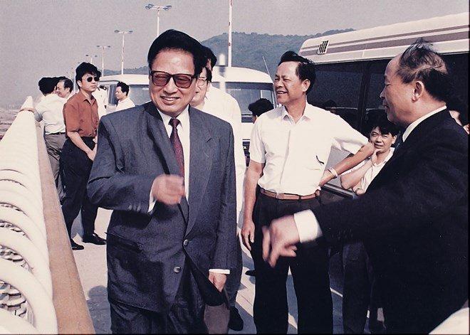 Chủ tịch Quốc hội Kiều Thạch. (Ảnh: Dwnews)
