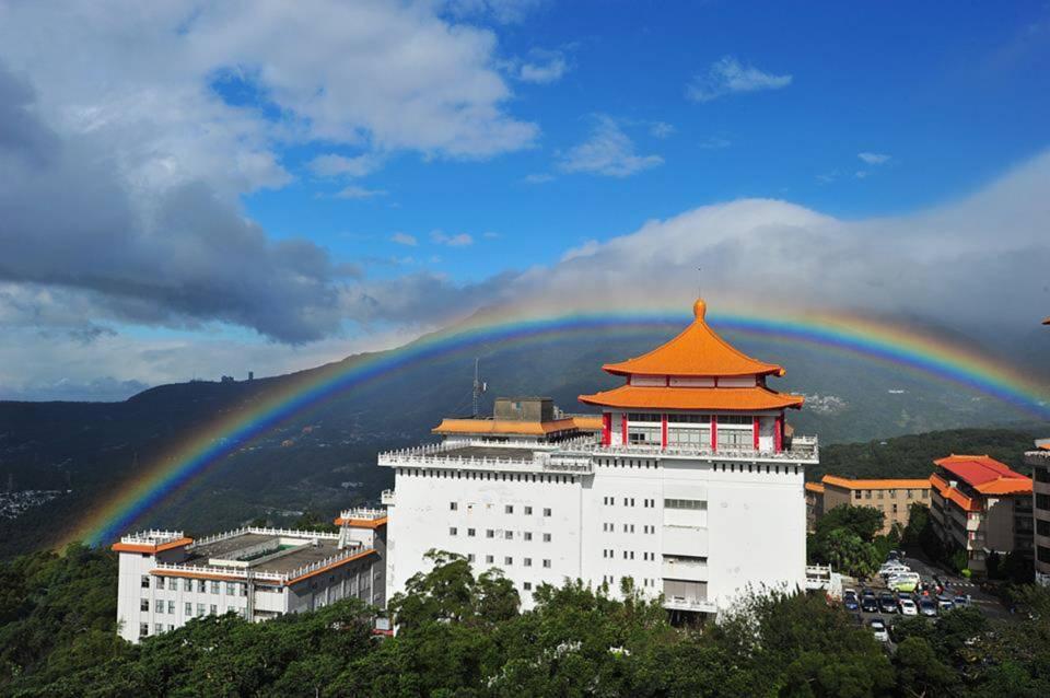 Đài Bắc xuất hiện cầu vồng 9 tiếng đồng hồ