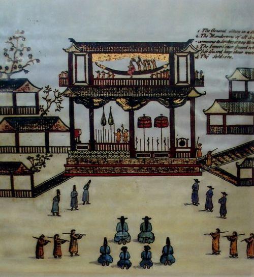 Phủ chúa Trịnh.. (Ành từ wikipedia.org)