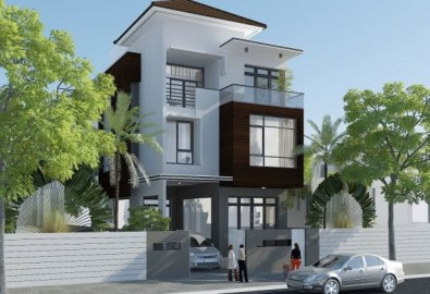 Nhà ở và ô tô đang rơi vào tầm ngắm chịu thuế. (Ảnh minh họa: kientrucsuvietnam.vn)