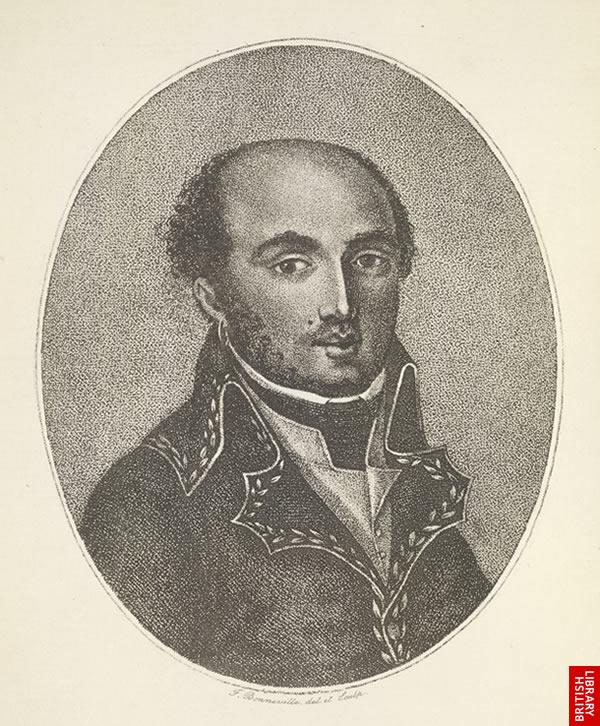 Tướng Alexandre Dumas. (Ảnh từ bl.uk)