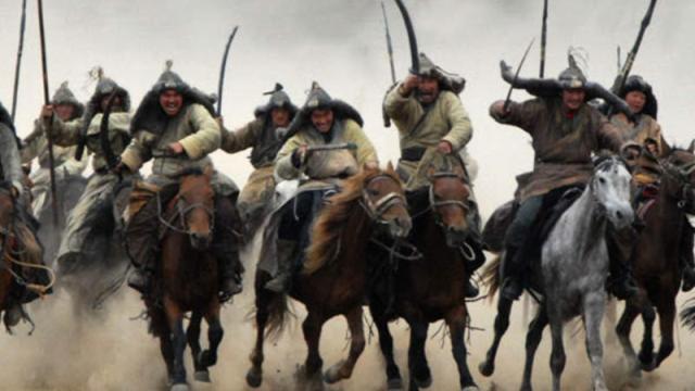 """Theo Biên niên sử của châu Âu: """"Vó ngựa quân Mông Cổ đi đến đâu cỏ không mọc được đến đó. (Ảnh từ WorldHistory.us)"""