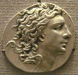 Vua Mithradates VI của Pontus . (Ảnh từ wikipedia.org)