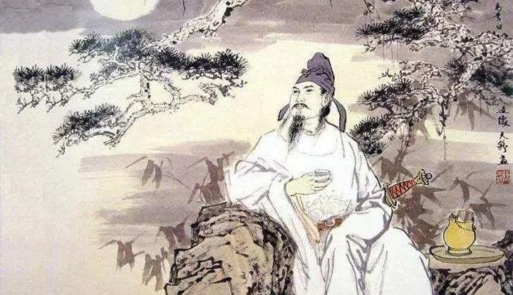 Lý Lâm Phủ sẽ chọn làm tể tướng hay trở thành thần tiên? (Tranh minh họa qua Pinterest)