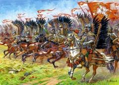Kỵ binh có cánh nổi tiếng bất khả chiến bại của Ba Lan. (Ảnh từ niceimgro.pw)