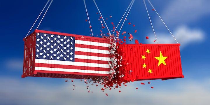 Ngòi nổ của chiến tranh thương mại Trung – Mỹ chính là hành vi thương mại không công bằng của Trung Quốc (Ảnh minh họa từ Shutterstock)