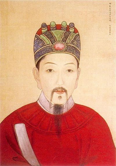 Viên Sùng Hoán - Viên tướng rường cột tận trung với Triều Đình nhà Minh. (Ảnh wikipedia.org)