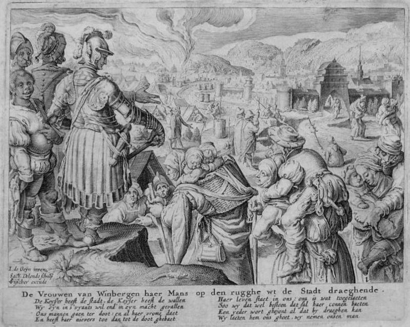 Những người phụ nữ vác trên vai… (Ảnh từ Wikipedia)