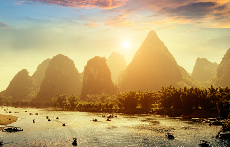 Xem ra, những việc đại sự nơi thế gian đều đã có an bài cả rồi. (Ảnh: Shutterstock)
