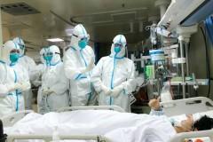 virus corona mới gây viêm phổi Vũ Hán đang gia tăng với tốc độ tăng gấp bội sau mỗi 6 ngày (Ảnh: Xinhua)