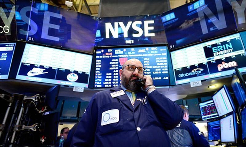 Sàn giao dịch chứng khoán New York. (Ảnh: Internet)