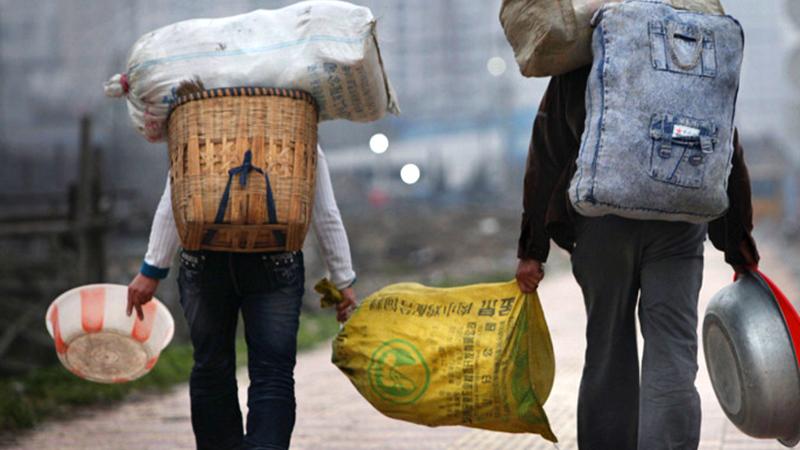 """Một sinh viên của đại học Quảng Tây tuyên bố rằng, """"600 triệu người nghèo có thu nhập dưới 1.000 nhân dân tệ đang kéo đất nước của tôi đi xuống"""", còn bày tỏ rằng """"sẵn sàng đại khai sát giới đối với người nghèo, kể cả cha mẹ tôi"""". (Ảnh qua Sina)"""