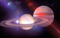 """Sao mộc tiến sát sao thổ vào ngày 21/12/2020, dự báo Địa cầu sắp xảy ra """"biến lớn"""". (Ảnh qua Shutterstock)"""