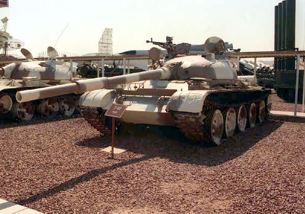 Xe tăng T62