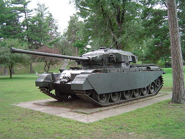 xe tăng Centurion Mk3